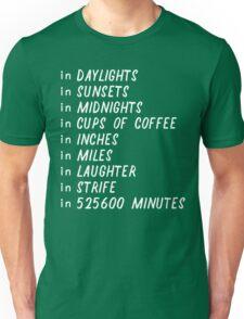 Seasons of love Unisex T-Shirt