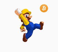Mario Bitcoin Unisex T-Shirt