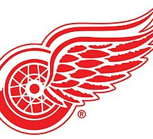 Detroit Red Wings by SallyDunfee