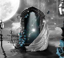 Doorway to your dreams by Melanie Moor