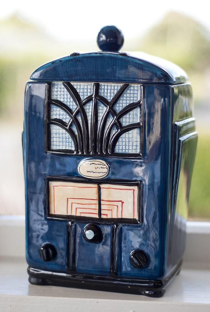 Cookie Jar - Radiogram by luvmyD40