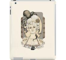 Ink and Eyeliner iPad Case/Skin