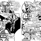 Good Game Batman Comic submission by Michael Lee