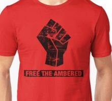 FREE THE AMBERED Unisex T-Shirt