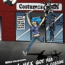 Good Game Batman Comic submission - Bonus story by Michael Lee