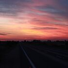 Sunset to follow home, South Australia by DaveZ