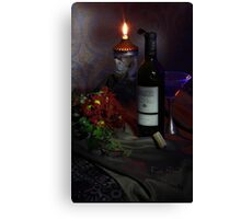 Haut Chateau  Canvas Print