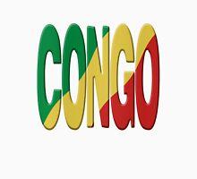 Congo flag Unisex T-Shirt