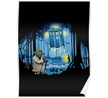 May the Tardis be with You Poster