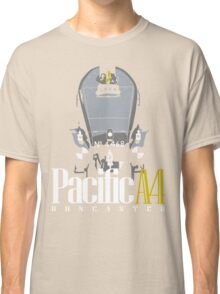 Pacific A4 Classic T-Shirt