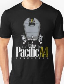 Pacific A4 T-Shirt