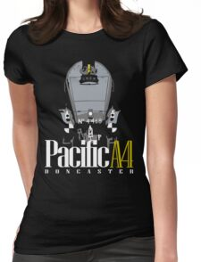 Pacific A4 Womens Fitted T-Shirt