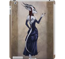 A Creature of Tea and Ink iPad Case/Skin