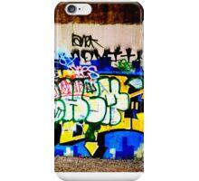 Brooklyn Graffiti 9 iPhone Case/Skin