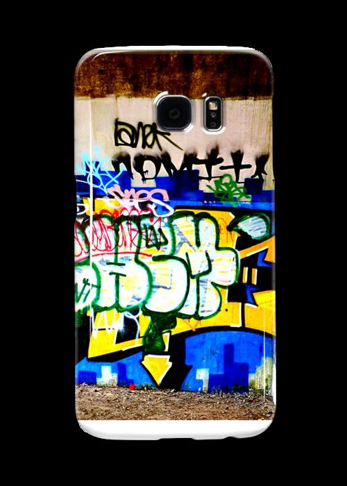 Brooklyn Graffiti 9 by andytechie