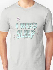 Sleepyy ( ̄へ ̄) T-Shirt