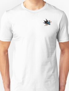 zombie art san jose sharks T-Shirt