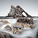 Bow Fiddle Rock by Donald Cameron