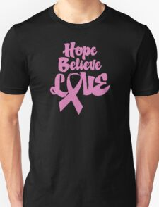 Breast Cancer III T-Shirt