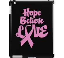 Breast Cancer III iPad Case/Skin