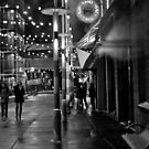 Cold Night in Uptown by Jeff Stubblefield