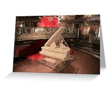 The Piano Man Greeting Card