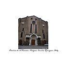 Basilica S. Francesco, Bologna, Italy by chiaraggamuffin