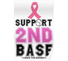 2ND BASE Poster