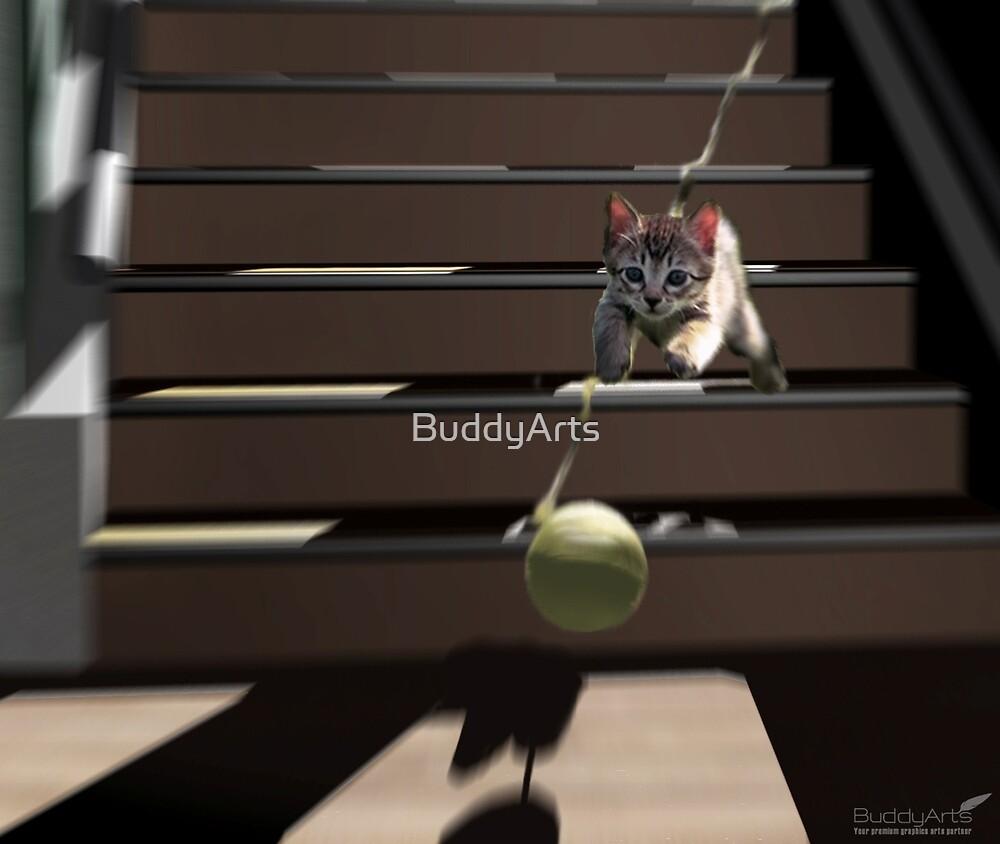 Kitty by BuddyArts
