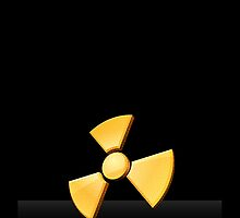Radioactive iPhone by matteogamba