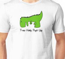 Trex Hates Pushups Unisex T-Shirt
