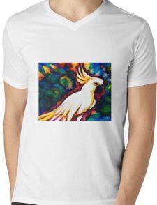 Cocky cocky Mens V-Neck T-Shirt