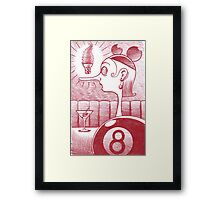 The Mainstay Framed Print