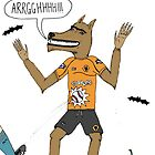 City Defeat the Were-Wolves by flaminghdstore
