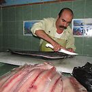 Filleting a Mahi Mahi - Fileteando un Pescado Dorado, Puerto Vallarta, Mexico by PtoVallartaMex