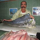 "Fish ""Mahi Mahi"" of more than 40 pounds - Dorado de mas que 20 Kilos, Puerto Vallarta, Mexico by PtoVallartaMex"