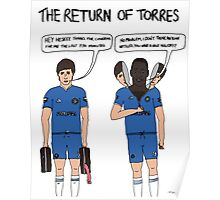 The Return of Torres Poster