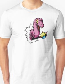 Cupcake and Dinosaur T-Shirt