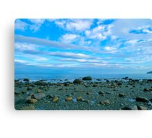 Qualicum Beach, Vancouver Island Canvas Print
