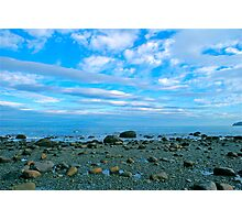 Qualicum Beach, Vancouver Island Photographic Print