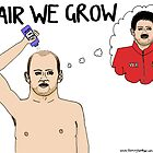 Hair We Grow by flaminghdstore