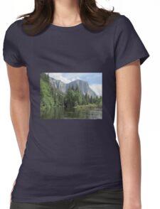 EL CAPITAN Womens Fitted T-Shirt