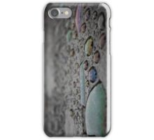 Coloured Waterdrops iPhone Case/Skin