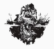 animal skull_rufs by Rufs