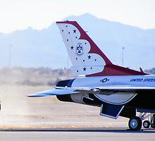 USAF Thunderbird #1 Engine Start by Henry Plumley