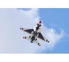 USAF Thunderbirds #6 On Approach Photographic Print