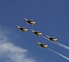 USAF Thunderbirds Five Card Loop by Henry Plumley