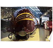 York Railway Museum 2010 Poster