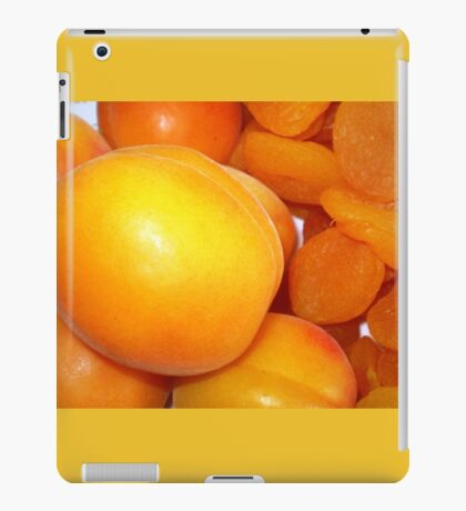 Apricots - Before & After iPad Case/Skin