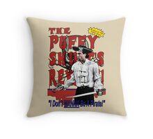 The Puffy Shirt's Revenge Throw Pillow